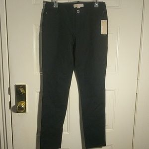NWT size 8 Michael Kors tapered leg women's jeans